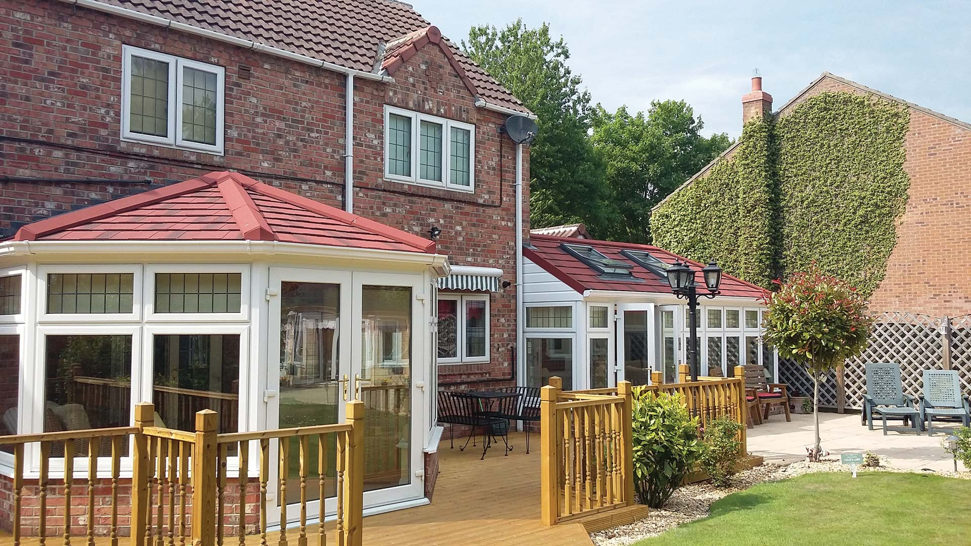 Multiple Guardian Home Extensions Victorian and Lean-to Bournemouth Poole Christchurch
