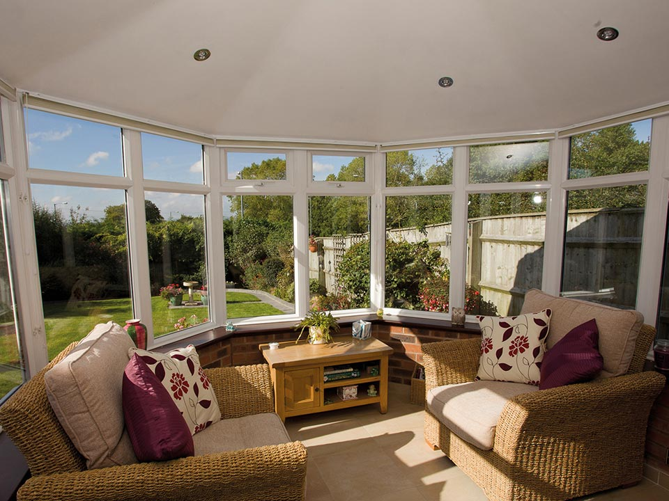 Guardian Sun Room on a Sunny Day Morph Your Conservatory Modular Home Extension